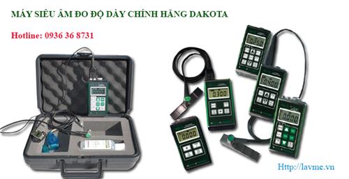 Phương pháp siêu âm sử dụng cho máy đo độ dày