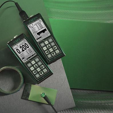 Máy đo độ dày kim loại CMX