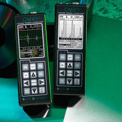Máy đo độ dày kim loại CMX-DL+: