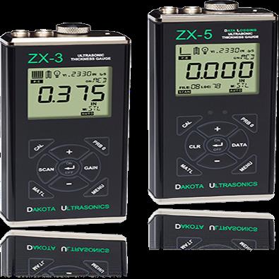 Máy đo độ dày kim loại ZX-5