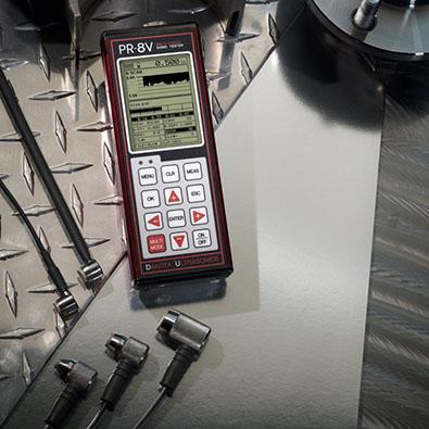 Máy đo độ dày kim loại  PR-8V