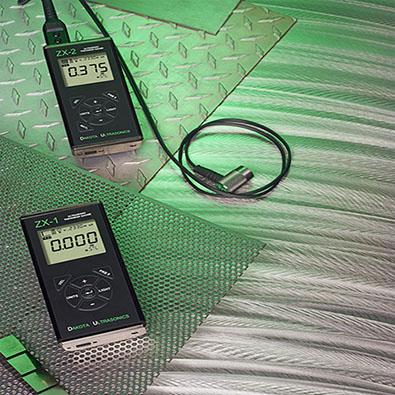 Máy đo độ dày kim loại ZX-1